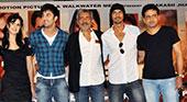 The cast of Rajneeti