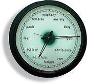 The 'emotional' clock