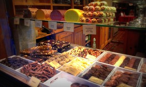 Chocolate shops that come dime a dozen