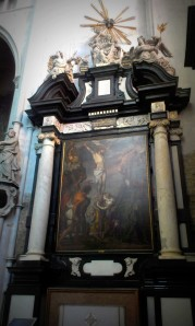 Van Dyck's Christ on the Cross (1630)