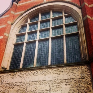 The Bournville Baths