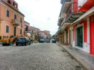 The colourful houses of Santa Teresa