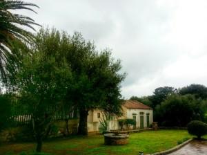 Garibaldi's estate