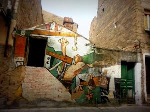 Murales of Orgosolo