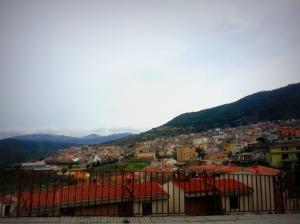 The village of Orgosolo