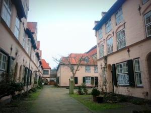 Inside the pastel pink world of Füchtingshof