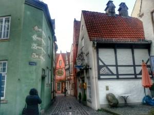 The Schnoor, Bremen