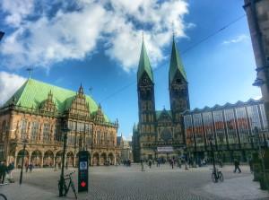 Bremen's Marktplatz