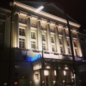 The classic theatres of Hamburg