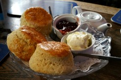 Cream Tea at The House on the Props