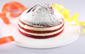 Naked Cake - Red Velvet