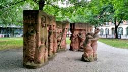 The Rosenstrasse Memorial