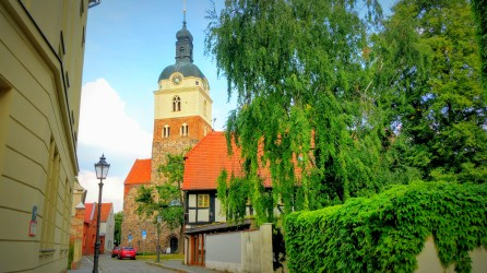 St. Gotthardt in Old Town